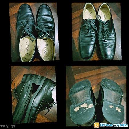 賤售:Florsheim 男裝真皮皮鞋( Size 39)