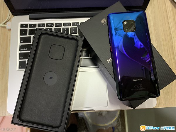 99% new huawei mate 20 pro 8+256 , csl 出機