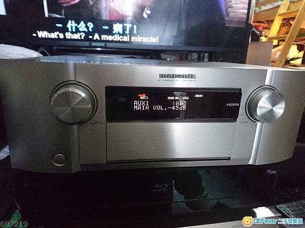 marantz SR6003  7.1 hdmi av amp