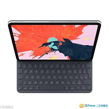 """[現金徵收] Apple iPad Pro 11"""" keyboard (智慧型摺套連鍵盤), 要全新未開封"""