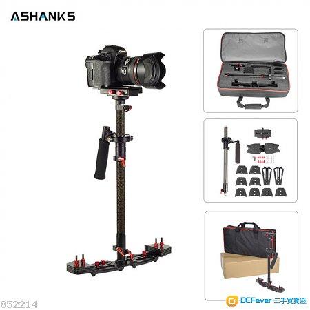 ASHANKS  HD-2000 Camera Stabilizer Carbon Steadycam (穩定器)