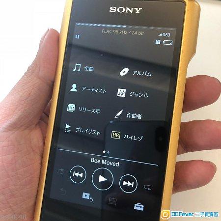 Sony wm1z 金磚