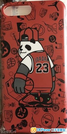 Air jordan 13 iphone 8 plus 紅色case 全包邊款