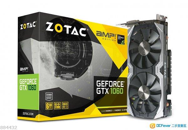 ZOTAC GTX1060