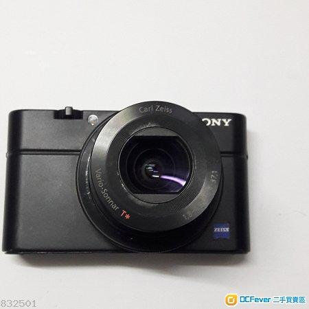 Sony RX100 , 日本製,  Sony BC-TRX 快速充電器,  兼容 充7 款Sony電池