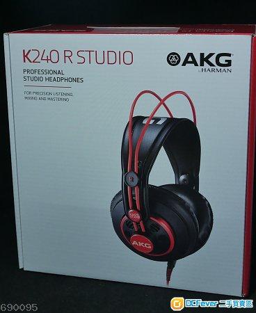 九成新以上 AKG K240R 一手用家