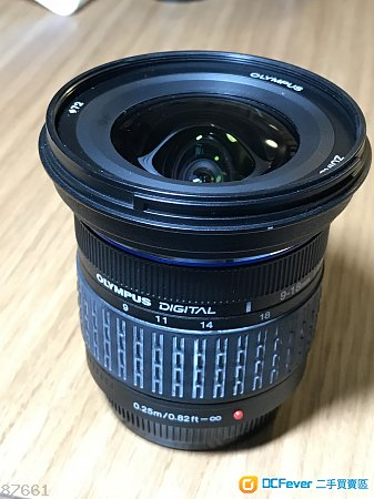 Olympus ZD 9-18mm f4-5.6(大43鏡)