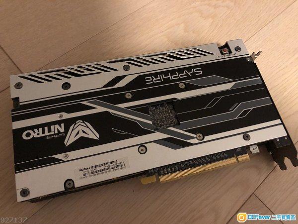 SAPPHIRE NITRO Radeon RX 480 8G D5 OC