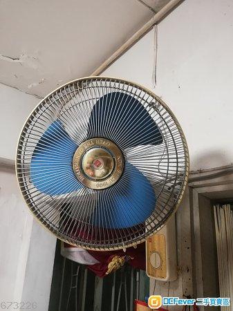 KDK 16吋掛牆風扇