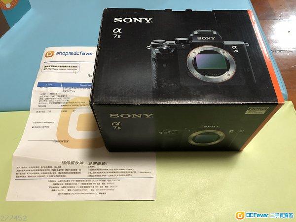 Sony A7II 行貨