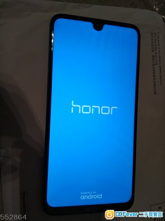 HUIWEI HONOR 8X MAX 128GB 可同時使用雙卡加SD 卡