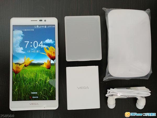 95% New Pantech Vega R3 A850K (白色)
