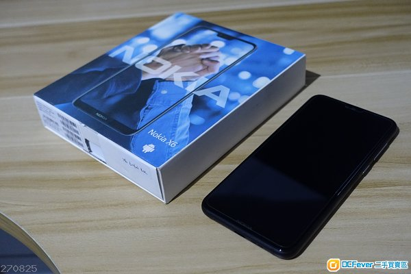 Nokia X6\/6.1 Plus (6gb ram + 64gb)