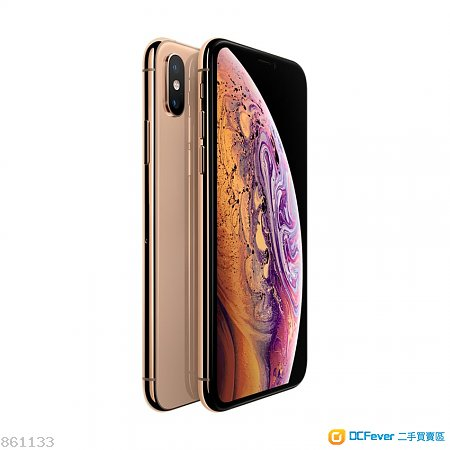 全新 iPhone XS 64GB 金色