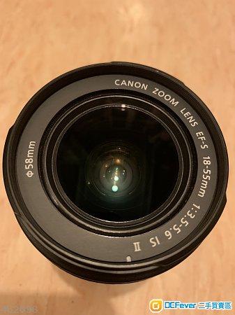 Canon 1100D 跟機鏡頭 18-55mm f3.5-5.6