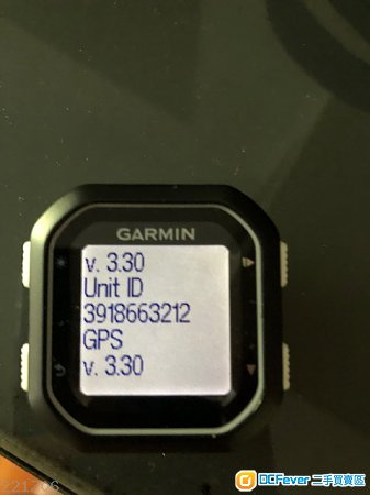 二手 Garmin Edge 25 單車咪錶