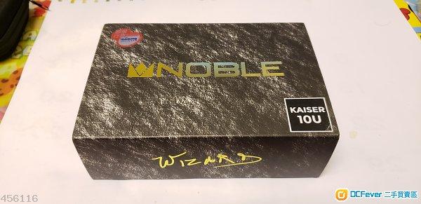 9成新 行貨 Noble Audio K10U