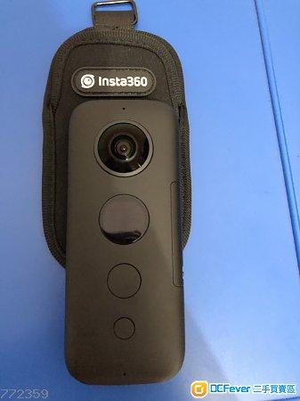 新版Insta360 one x + 新版子彈時間