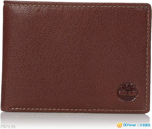 100% 全新 Timberland Leather RFID Blocking Wallet 防盜取新身份證資料