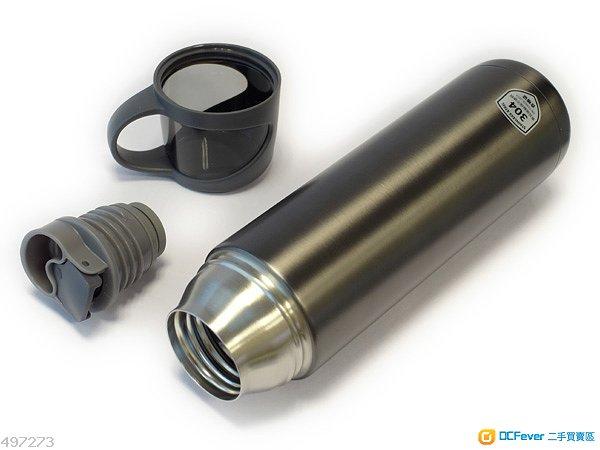 100%全新 不銹鋼 真空 熱水 保溫瓶 杯 樽 stainless steel thermal vacuum flask bottle