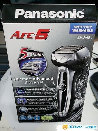 全新 Panasonic Arc5 ES-LV65 超高速磁力電鬚刨