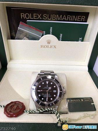 Rolex 16600 全新888 行貨全套