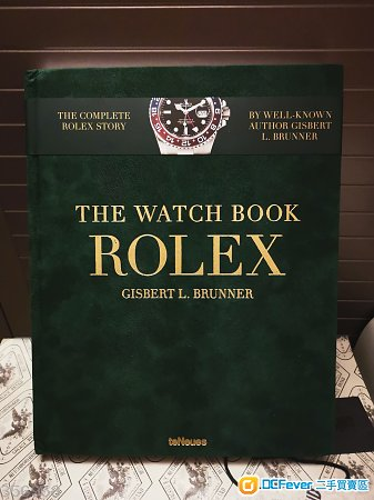 "Rolex ""The Watch Book"" (English)"
