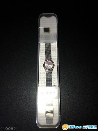 全新 swatch 手錶 Meche Rose 聖誕禮物佳選