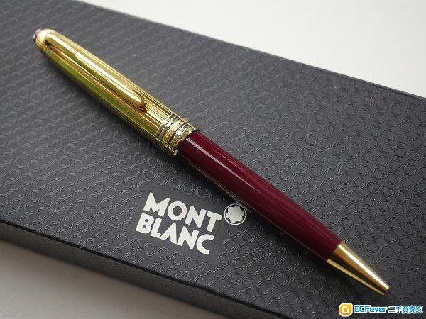 Montblanc Classique 164 Vermeil Bordeaux 原子筆