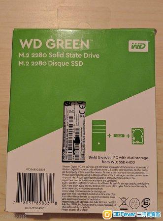 WD Green SSD M.2 2280 480GB
