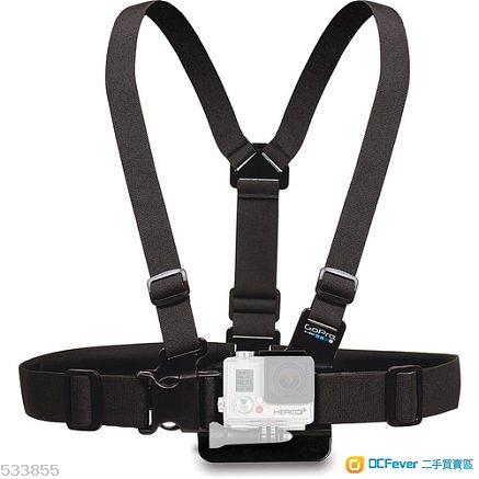 GoPro 胸前綁帶  GCHM30-001