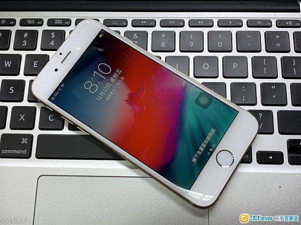 95% New iPhone6 iPhone 6 128GB 金色 Gold ZP 行貨
