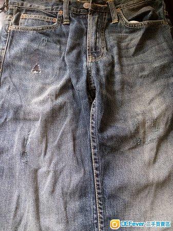 Lee slim 牛仔褲
