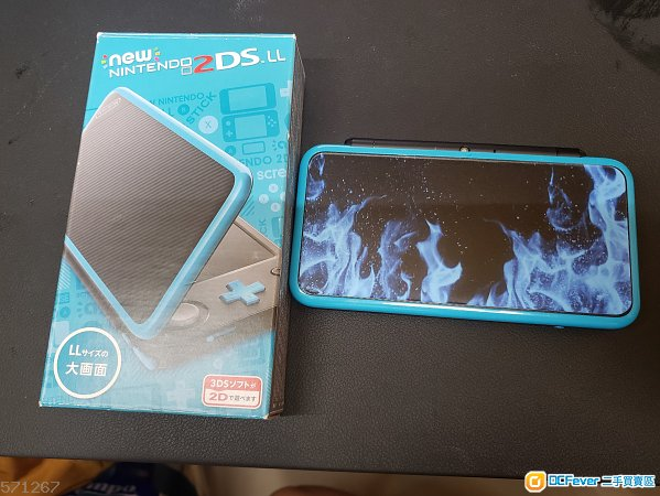New2DSLL (64GB 咭 B9破解)
