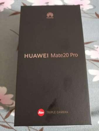 Huawei Mate20 Pro8+256GB 極光色CSL台機
