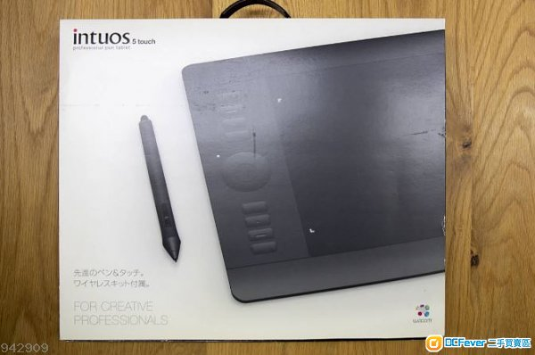 9成新 Wacom Intuos 5 Touch Medium