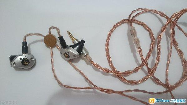 Fender Fxa5 & P.w Audio銅線