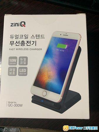 無線充電板 無線充電支架 高速 iphone Samsung