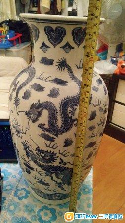 平讓中式花瓶