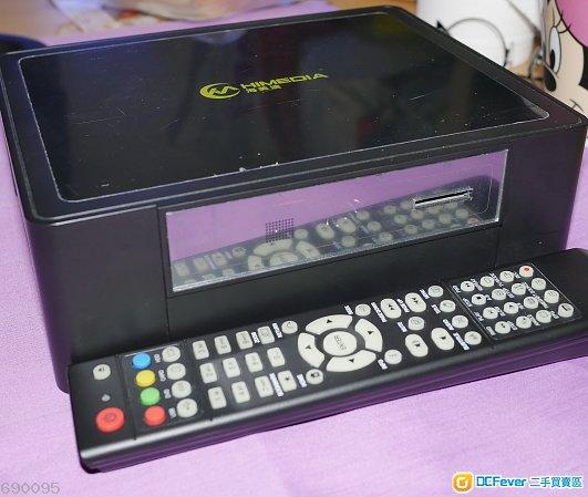 Himedia HD300B 高清播放器