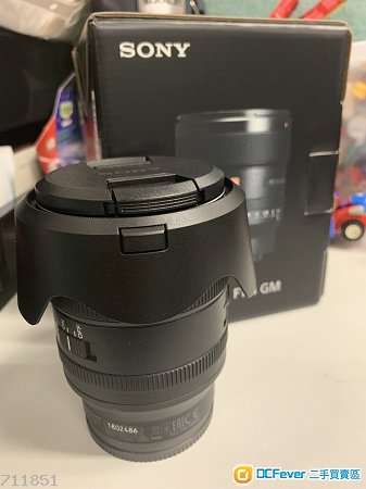 Sony gm鏡頭 24mm 1.4 二手 購自Sony shop,超長保養