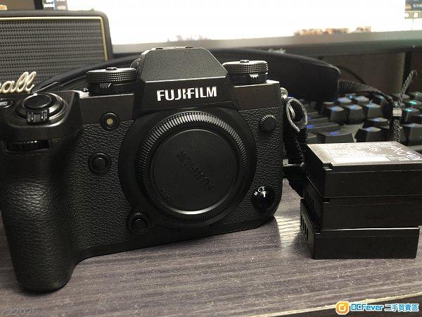 95%新 Fujifilm X-H1 Black Body行貨 有保養 + XF 23MM F2 行貨 有保養