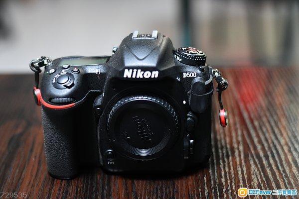 NIKON D500 98%new