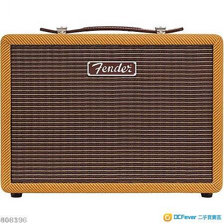Fender Monterey Tweed藍牙喇叭