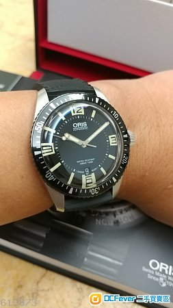 復古ORIS Heritage 65 Diver , 行貨全齊有單*****平售tudor seiko rolex ball