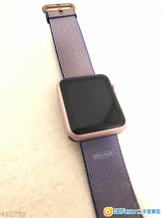 iWATCH SPORT 42MM (1ST GEN)玫瑰金