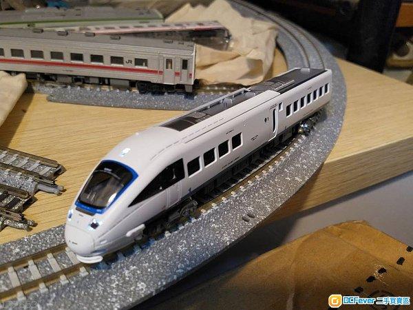 Kato 系品牌 N比例火車/情景出售項目表