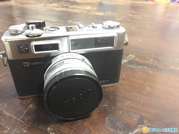 Yashica Electro 35 菲林相機