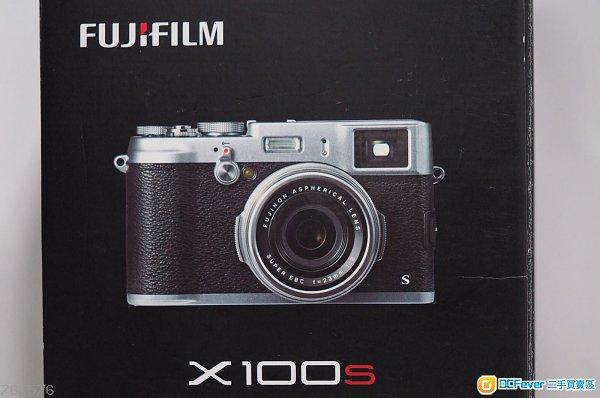 Fujifilm X100S - Silver