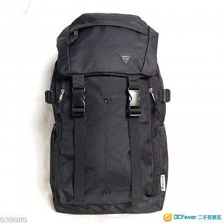 [全新] MZ5979 MAGIC STAR 尼龍背囊 Backpack 背包 書包
